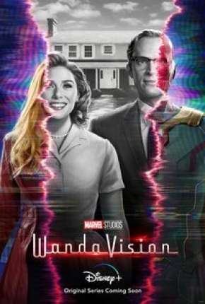 WandaVision - 1ª Temporada Séries Torrent Download capa