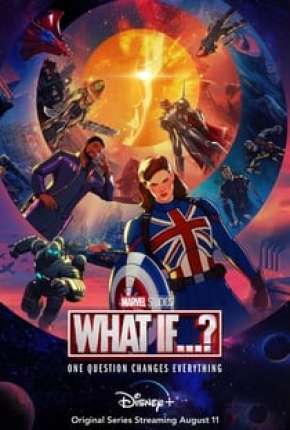 What If...? - 1ª Temporada Desenhos Torrent Download capa