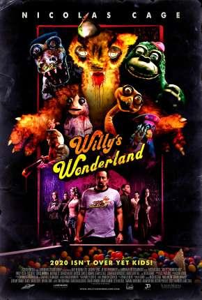Willys Wonderland - Parque Maldito Filmes Torrent Download capa