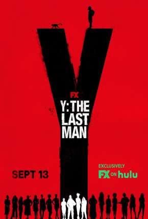 Y - O Último Homem - 1ª Temporada Legendada Séries Torrent Download capa