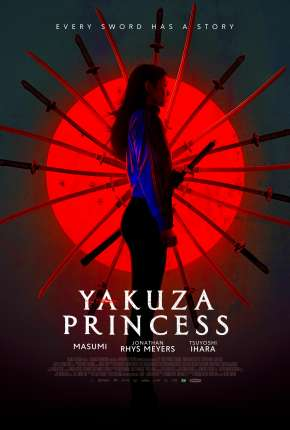 Yakuza Princess - Legendado Filmes Torrent Download capa