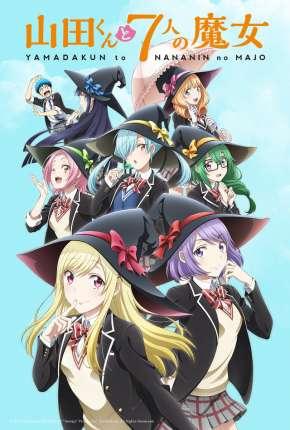 Yamada-kun e As 7 Bruxas Desenhos Torrent Download capa