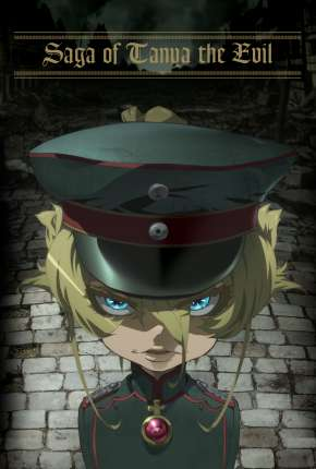 Yojo Senki - Saga of Tanya the Evil Desenhos Torrent Download capa