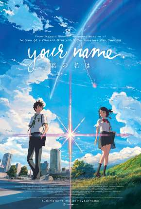 Your Name. Filmes Torrent Download capa