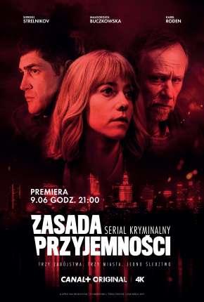 Zasada Przyjemnosci - The Pleasure Principle 1ª Temporada Séries Torrent Download capa
