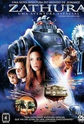 Zathura - Uma Aventura Espacial - Zathura: A Space Adventure Filmes Torrent Download capa