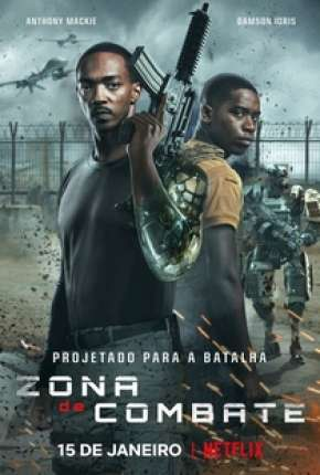 Zona de Combate Filmes Torrent Download capa